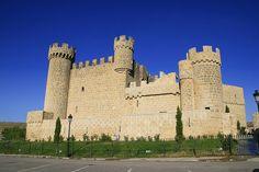 Efimerata_9 Castillos que no puedes dejar de ver en Burgos