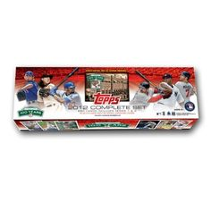MLB Boston Red Sox 2012 Topps Fenway Factory Set by Topps. $39.99. Each 2012 Topps Fenway 100th Anniversary Edition Factory set contains six hundred and sixty one (661) '12 Topps Baseball Base Cards. This is the entire set of series 1 and 2 and includes the exclusive Bryce Harper variant Rookie Card. As a bonus, there is one (1) Boston Red Sox Fenway Park Dirt Relic Card in every set, that is unique to this set. There is also a bonus (1) pack containing a set of all 5 Al...