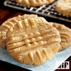 Irresistible #PeanutButter #Cookies from Jif®