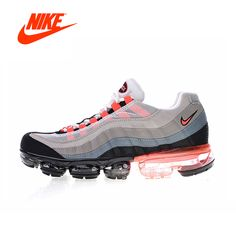 finest selection b5a09 27ac4 Original New Arrival Authentic Nike Air Vapormax 95 OG Men s Breathable Running  Shoes Sport Outdoor Sneakers AJ4970 010-in Running Shoes from Sports ...