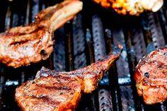 Herbed Lamb Chops by Giada De Laurentiis   GiadaWeekly.com
