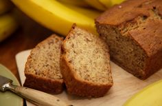 Banana Bread 3 egg whites 3 ripe bananas 1/2 cup erythritol or splenda 1/2 cup slivered almonds 1/2 cup unsweetened applesauce 2 scoops whey protein (I use BSN Lean Dessert in Cinnamon Roll but vanilla or unsweetened works fine too) 2 cups almond flour 1-2 tbsp cinnamon 1 tsp baking soda 1/2 tsp baking powder