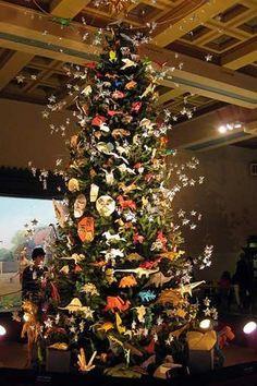 Liked on Pinterest: Creative Christmas Tree Ornaments | Handmade Ornaments