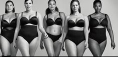 We Are So Here For The #PlusIsEqual Campaign That Celebrates Curvy Women