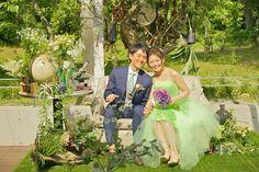 コンセプトウェディング| LOVE LOVE LAB. | crazy wedding (クレイジーウェディング)
