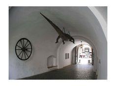Brno, Czech Republic Dragon