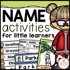 Name Activities for