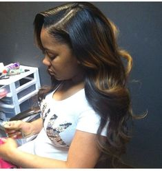 ABY Mail Query: Protective Weave & Extension Hairstyles For Natural hair | ART BECOMES YOU