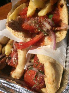 Traditional Greek souvlaki #greekfood #greeksouvlaki #athensfood #athens_spirit #visitAthens