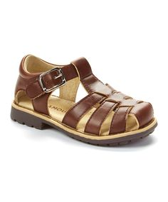 f4a190f03a4 L Amour Shoes Brown Buckle Sandal. Zapatos Para NiñasMarrónSandaliasZapatos Moda