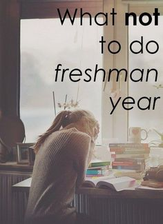 What Not to Do Freshman Year as a college student - Advice and tips for a successful first year of school college student tips College Life Hacks, College Success, College Years, Freshman Year, College Tips, Dorm Life, School Hacks, School Tips, Freshman Advice