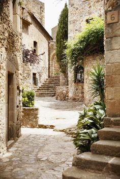 Begur on Costa Brava - Catalonia, Spain Begur Costa Brava, Wonderful Places, Beautiful Places, Places To Travel, Places To Visit, Spain Travel, Travel Around, Beautiful World, Wonders Of The World