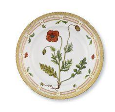 flora danica plate