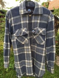 Swanndri-Ranger-Shirt-vintage-heritage-Manufactum-Raritaet-Neuseeland-Charge