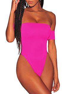 JOXJOZ Kids Girls One Piece Swimsuit One Shoulder Ruffled Monokini Swimwear Bathing Suit