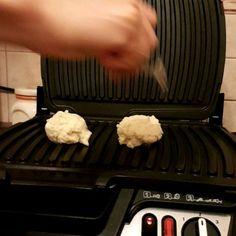 Túrókrém gofri 8db Grill Pan, Grilling, Griddle Pan, Crickets