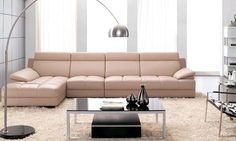 1699.00$  Buy here - http://ali4cb.worldwells.pw/go.php?t=1129219428 - Furniture living room leather Sofa Top Grain Leather L Shaped Corner Sectional Sofa Set for Living Room Free Shipping L9080-1 1699.00$