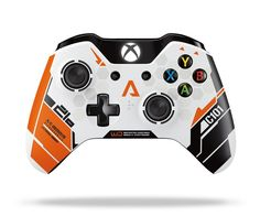Manette Xbox One - Titanfall - http://www.jeuxvideo.org/2014/03/manette-xbox-one-titanfall/