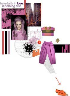 """Purple Haze"" by kimmykim-111 ❤ liked on Polyvore"