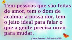 FALANDO DE VIDA!!: Uma palavra muda tudo!!