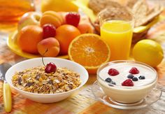 Un buen desayuno para empezar bien tu día