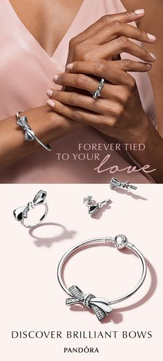 PANDORA Mother's Day Collection is available online.