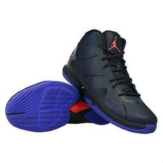 hot sale online 88546 49a4b AIR JORDAN SUPER.FLY 4 768929 008 BLACK INFRARED 23-BRIGHT CONCORD PURPLE