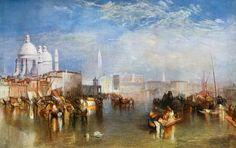 Venice by JMW Turner