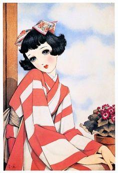 Junichi Nakahara - kimono                                                                                                                                                                                 Más