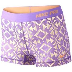 Nike Pro Core Compression Graphic Womens Shorts Was $28