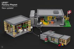 LEGO Factory Playset - update #1 | by BrickJonas
