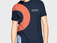 T-Shirt design logo concept by Robert Novak Shirt Logo Design, Polo Shirt Design, Fashion Logo Design, Tee Shirt Designs, Tee Design, Uniform Shirts, Polo T Shirts, Corporate Shirts, Clothing Logo