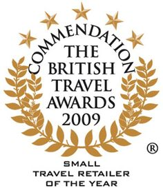 British Travel Awards 2009 - Commendation