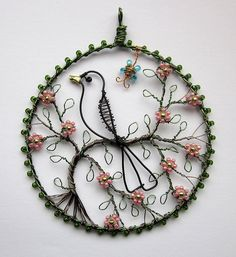 Birdsong (present) by Louise Goodchild, via Flickr