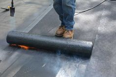 Fusing-Modified-Bitumen-Membrane