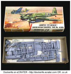 Vintage Models, Old Models, Plastic Model Kits, Plastic Models, Airfix Models, Airfix Kits, Army Men, Ho Scale, Box Art