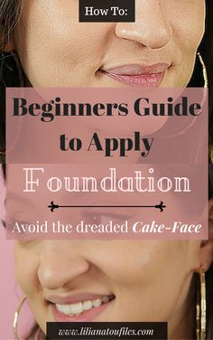 Want to learn a fast and easy way to apply foundation and avoid having cake face. - Want to learn a fast and easy way to apply foundation and avoid having cake face? Check out my HOW - How To Make Foundation, Flawless Foundation Application, Foundation For Oily Skin, Makeup Tutorial Foundation, Foundation Tips, Perfect Foundation, No Foundation Makeup, Makeup Application, Apply Foundation With Brush