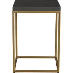 Zemi Stool (nightstand, side table) CB2 $101.00 reg. $119.00