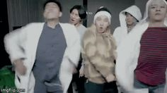 """T.OP's hilarious dance skills in """"We Like 2 Party"""""""