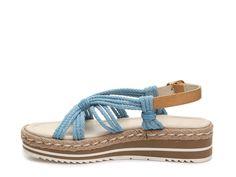 Treasure Wedge Sandal Mojo Moxi $60
