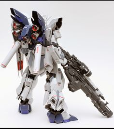 "Custom Build: MG 1/100 Sinanju Stein ""Gundam Ver."" - Gundam Kits Collection News and Reviews"