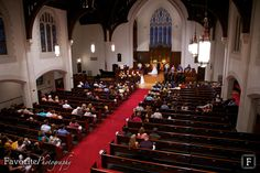 © Favorite Photography | Riverside Presbyterian Church | Downtown Jacksonville Florida Wedding Location