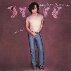 John Mellencamp Uh-Huh 180g LP Rock and Roll Hall of Fame member and Grammy-winning singer-songwriter From the hit-making collection celebrating albums from 1982-1989 180-gram LPs, all albums cut from