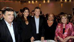 Mauricio Macri almuerza con Elisa Carrió en su quinta para alfojar tensiones