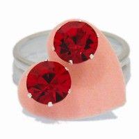 JoJo Loves You: Cherry Red Bling