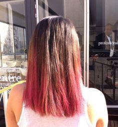 Beauté Blog: Hair Chalk de L'Oréal Professionnel, ou comment j'ai eu les cheveux roses !