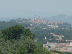 Tuscany san gimiano