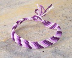 This is tutorial for making a simple Friendship Bracelet.