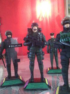 Figuras militares wtssp 3152405093 Four Square, America, June, Military, Usa