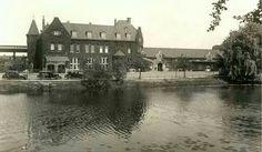 Deventer Station eind jaren '30